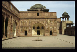 Agra - fort rouge: diapositive